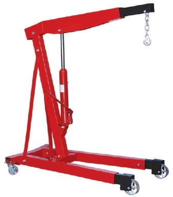 6000 Lbs  3 ton Engine Cherry Picker Hoist Engine Crane
