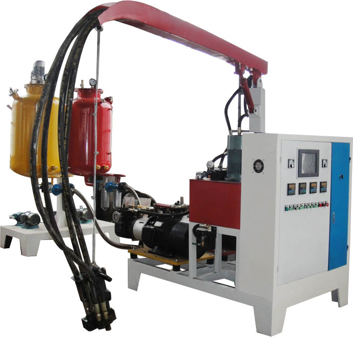 foam injection molding machine