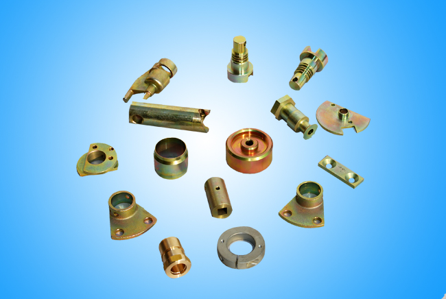 Copper Brass Electrical Components
