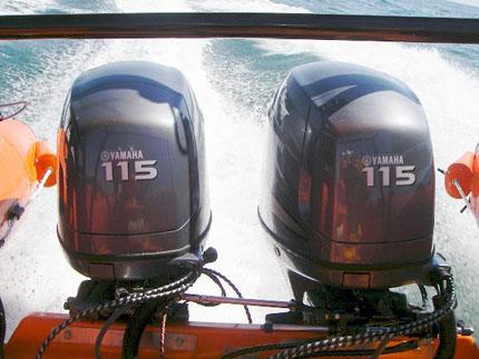 yamaha f115tjr outboard motor