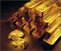 Selling Minerals, Metals Au Gold Dust/Bars