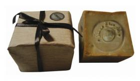 luxury traditional aleppo soap