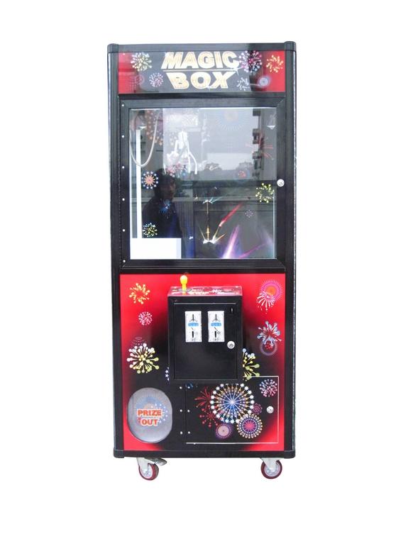 arcade crane machine