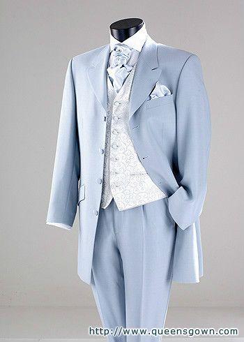 Men wedding 2014 White Best selling Groom Tuxedos Men Wedding Suits Business Suit Clothes(jacket+pants+vest+tie)