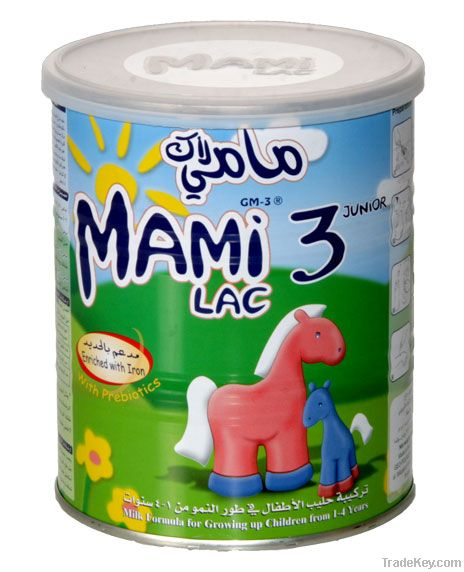 Mami Lac 3 - Growing-up Formula