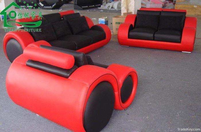 Leather Sofa YF-YT27