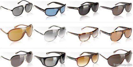 Eyewear stocks from various known brands.