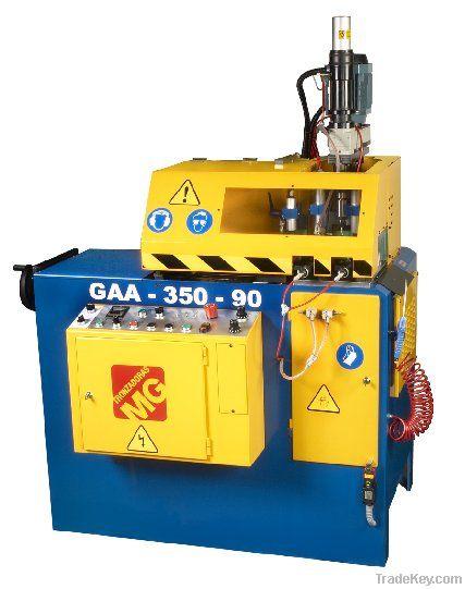 ALUMINIUM & PVC BLADE SAW GAA-350-90-TR12 WITH AUTO-FEEDING