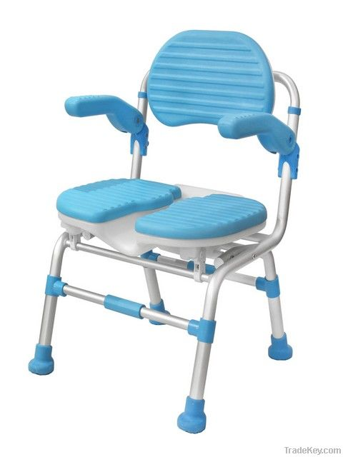 Wheelchair shower chair Handicapped wheelchair