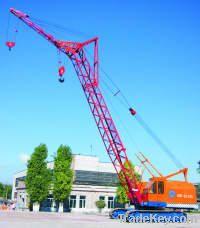 Full-track crane