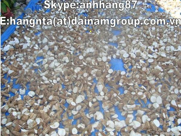 Sell Tapioca Chip for Animal Feed or Extracting ethanol