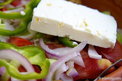 Greek Feta Cheese (Sheep & Goat Milk)