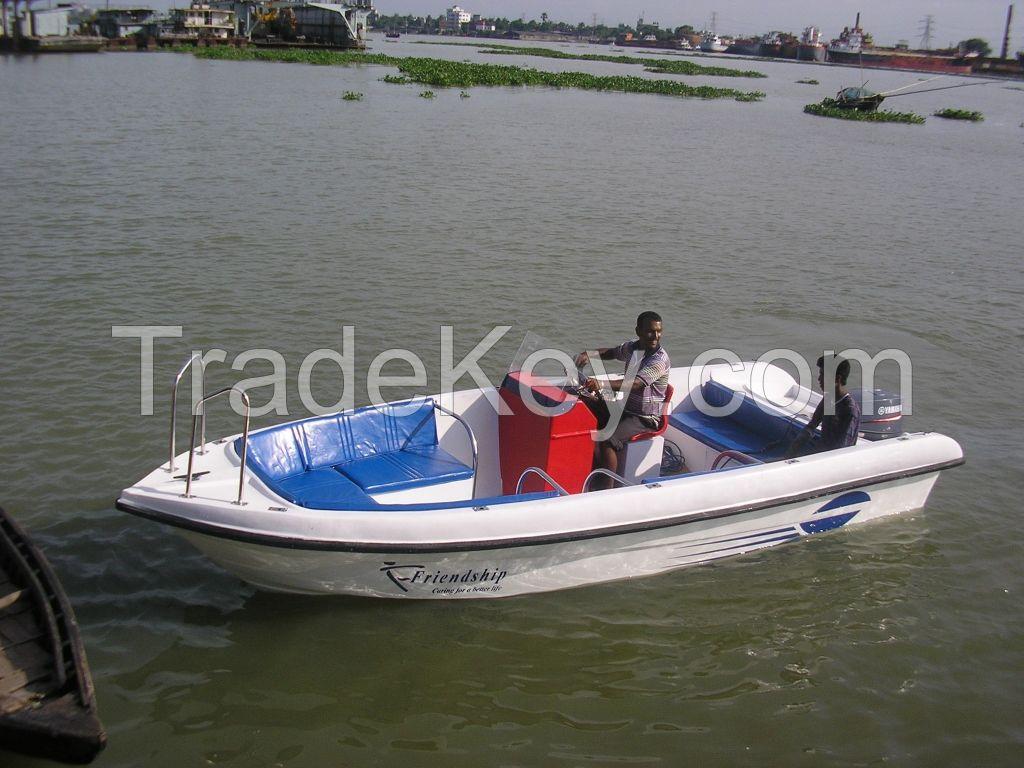 Speed Boat Or Motor Boat By Eastern Fiberglass Company