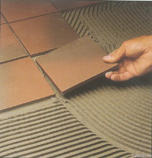 Tile Floor: Adhesive For Ceramic Tile Floor