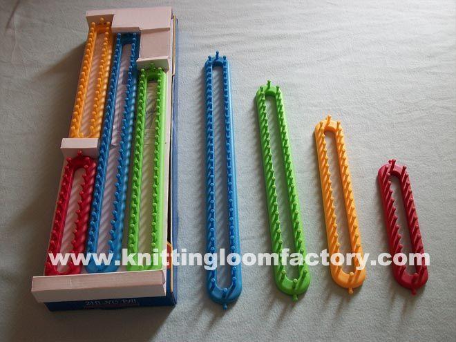 Knifty Knitter Long Knitting Loom