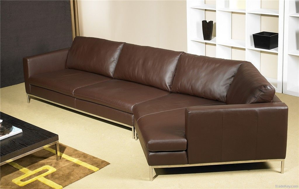 modern leather sofa on Modern Leather Sofa  Lounges Products Offered By Shenzhen Ming Yin Bao