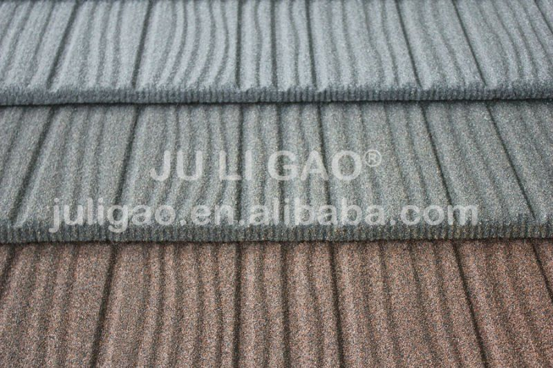Colorful Sand Coated Metal Roof Flashing For Roof