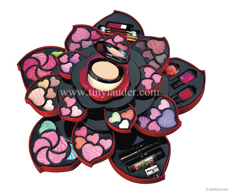 all in one makeup kit. face make up all in one\u0026 makeup kit of eyeshadow\u0026 cosmetic one