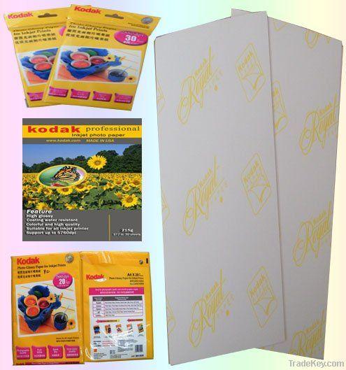 KODAK glossy photo paper 173g A4