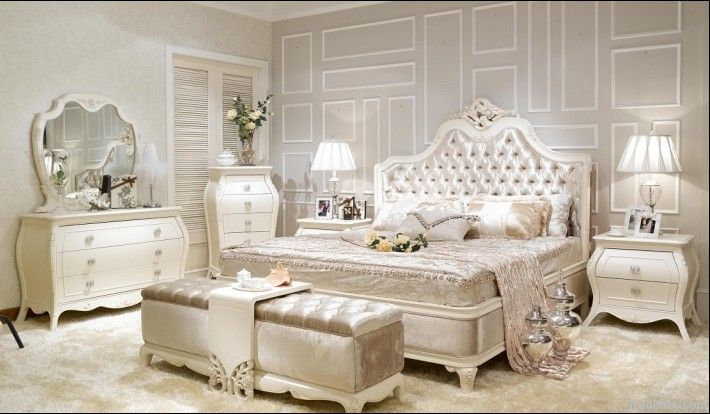 French Style Classical Bedroom Setbjh 712 Products