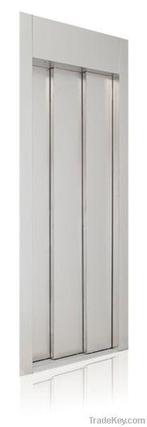 3 Panels Telescopic Cabine Door