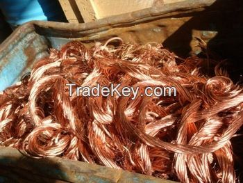 99.9% Copper wire Millberry