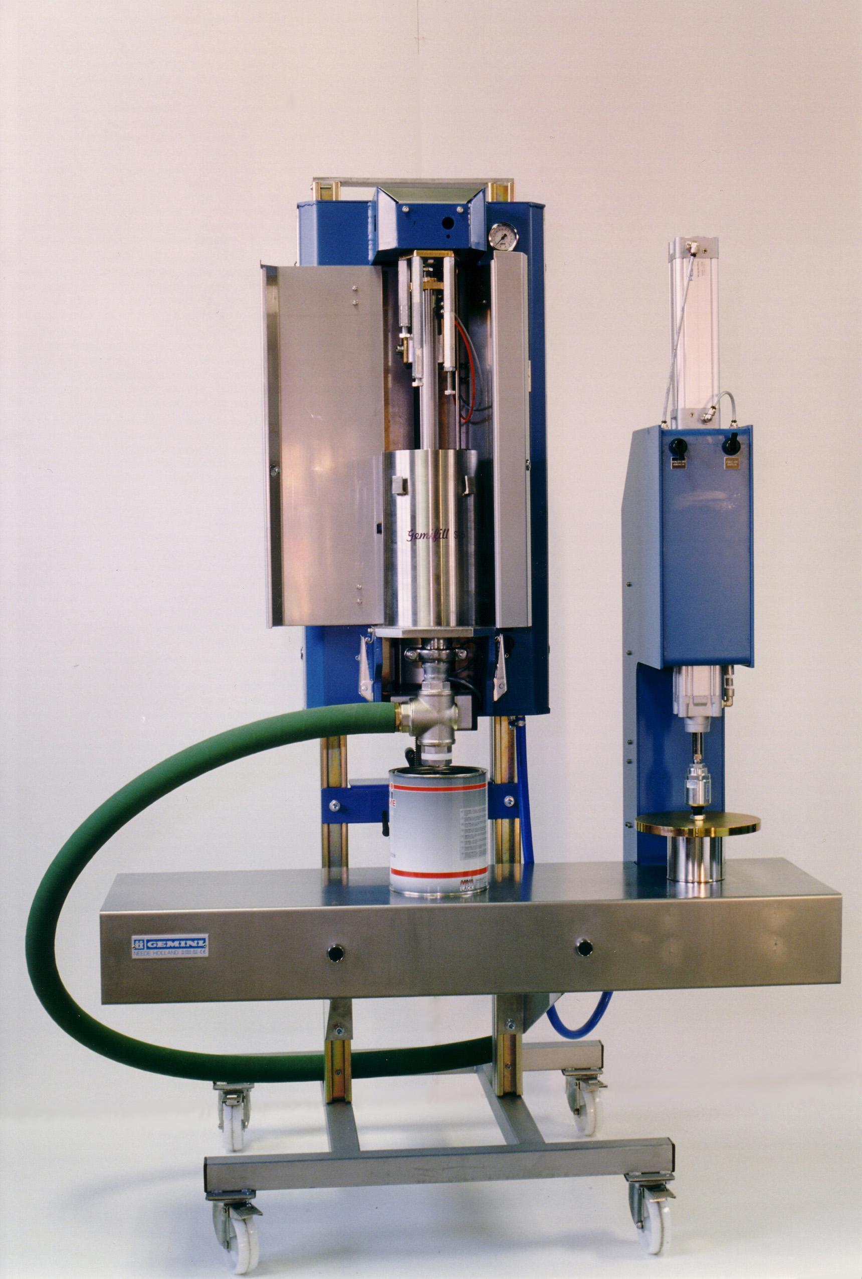 Paint Filling machine (Volumetric & Semi-Automatic)
