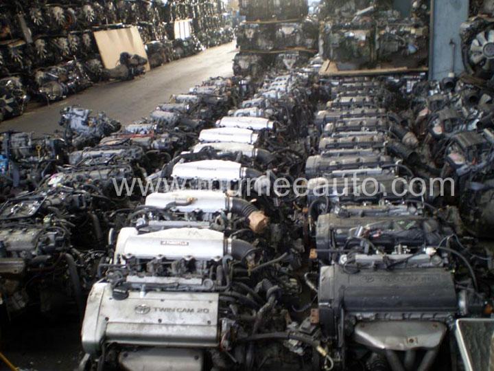 Mazda R2 RF RF Turbo 4D56 Turbo 4M40 Used Diesel Engine By Mun