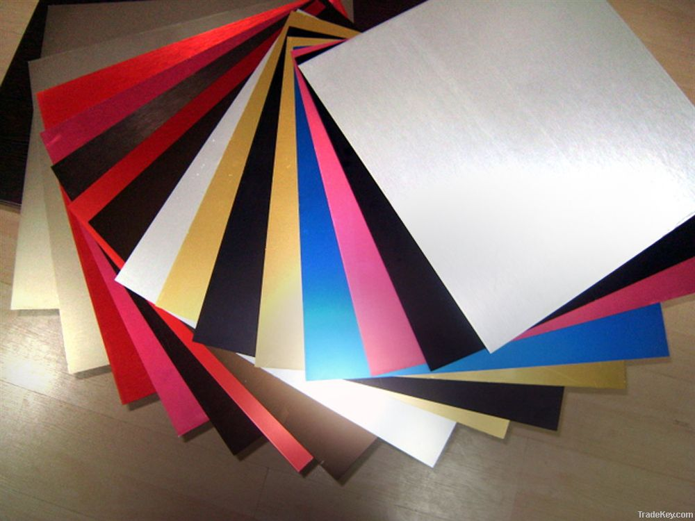 bright anodized aluminum sheet by al aluminyum san. ve tic. a.s., coloring