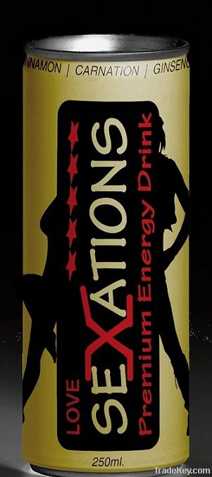 SeXations Energy Drink