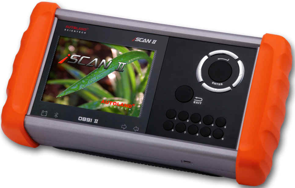 The best diagnostic scanner for European cars - iScan II
