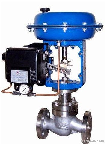 Клапаны с пневматическими приводами тип 254-1 и тип 254-7 CSVCS