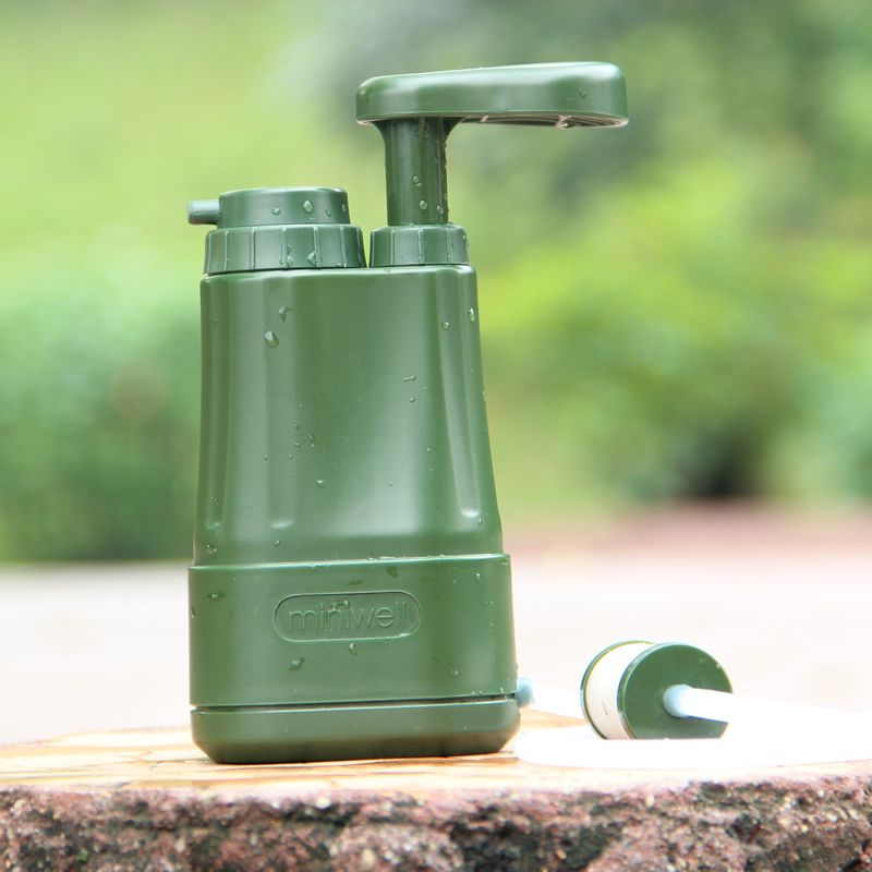 Outdoor Water Filter