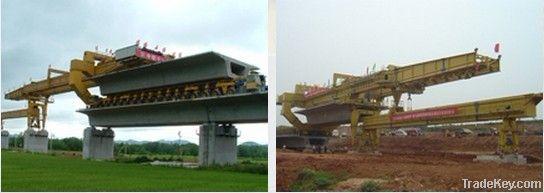 Bridge Girder Launcher (900 ton)