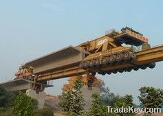 900 Ton Special Launching Carrier for passing through tunnel