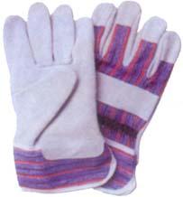 working leather glove