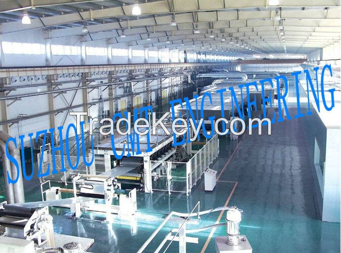 Stone Paper Production Line (Turnkey Project)