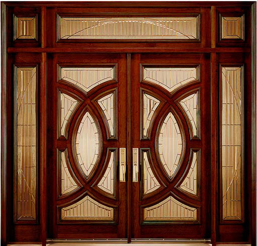Premium Solid Wood Doors, Entry Doors