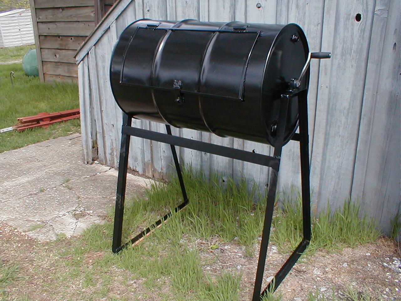 backyard composter by ozark mastercraftsmen usa