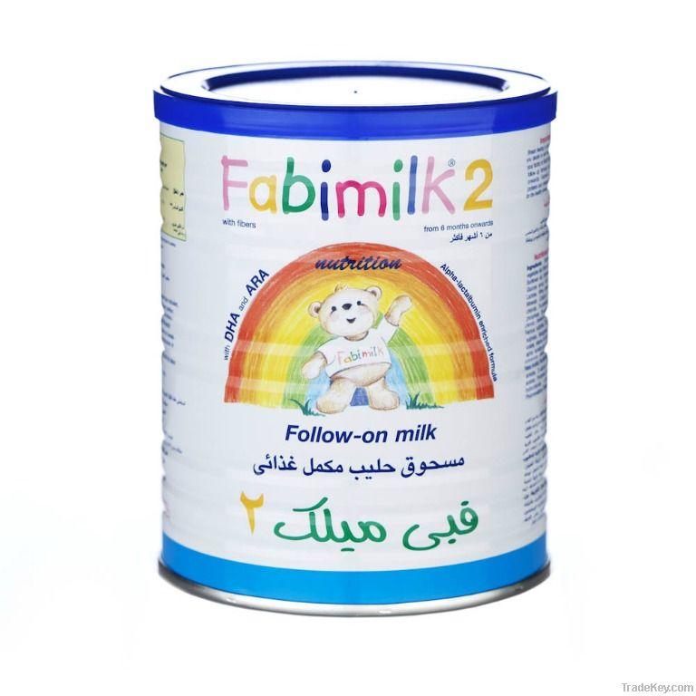 Fabimilk™ 2 - Follow-on Formula