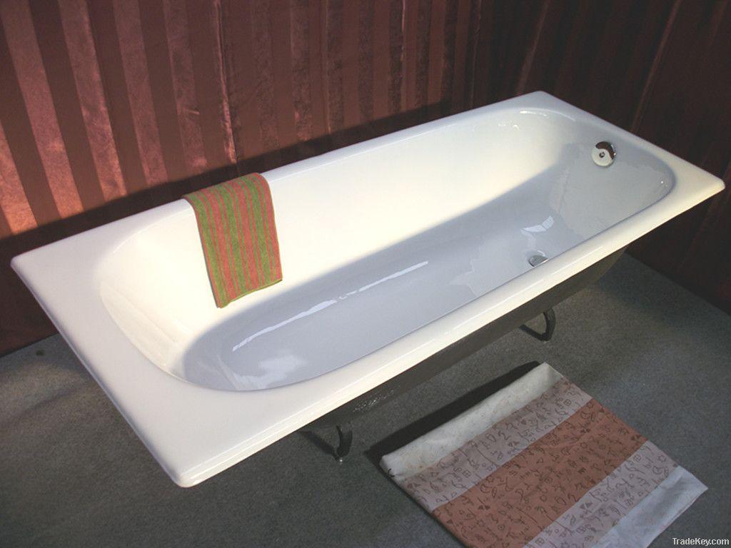 cast iron enemal bathtub nh