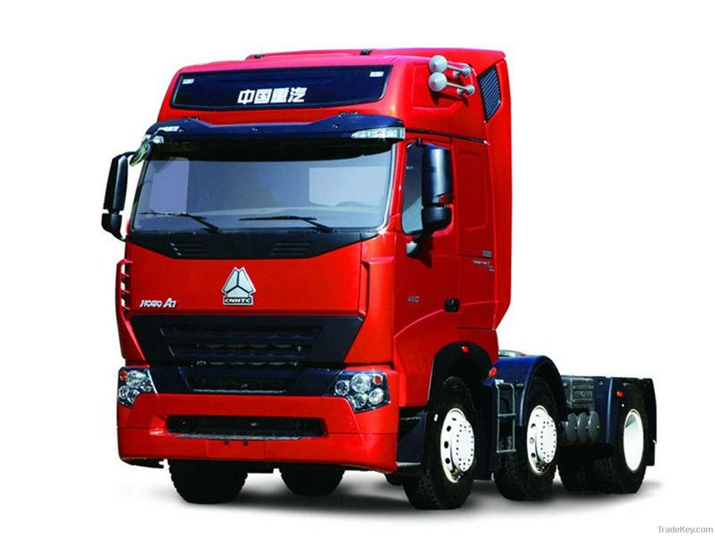 Tractor Trailer Head On : Pin sinotruk howo a portuguesealibabacom on pinterest