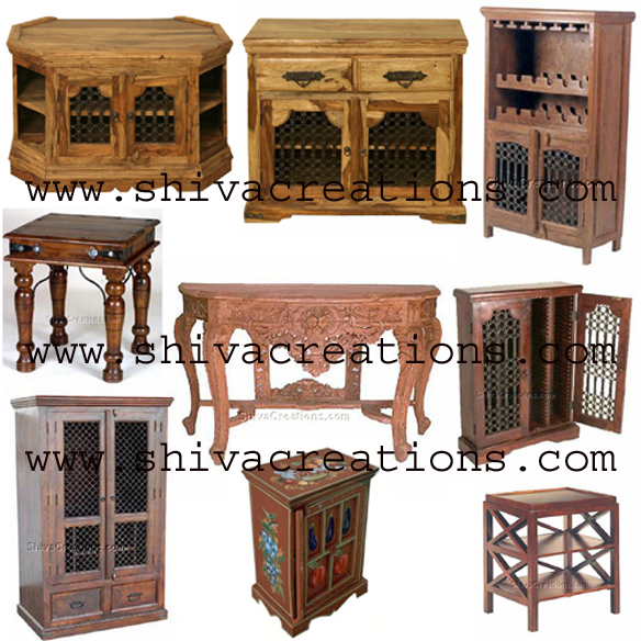 Indian Furniture Wooden Furniture Furniture Manufacturers By Shiva Creations India