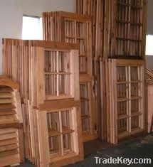 Wood Window Frames &  Wooden Doors Frame