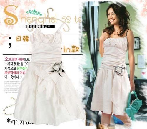 Korea import Dress