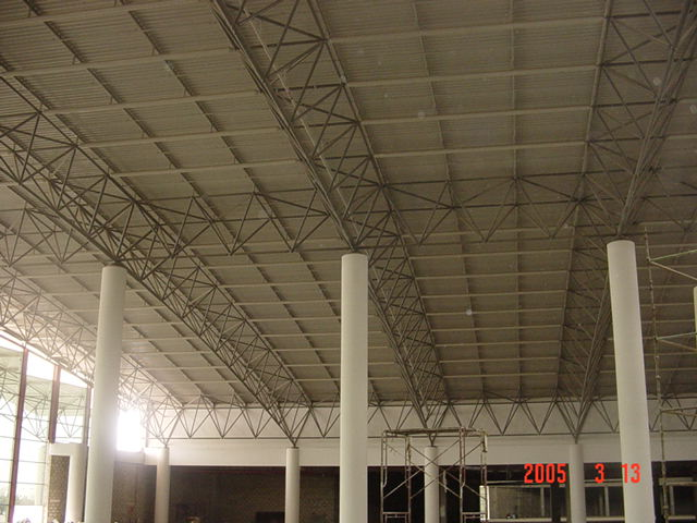 Steel Space Frame Structures