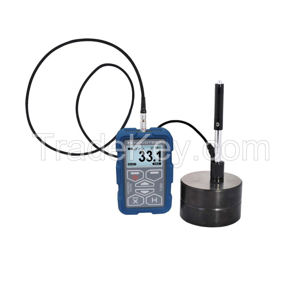 Portable Rebound Hardness Tester NOVOTEST T-D2