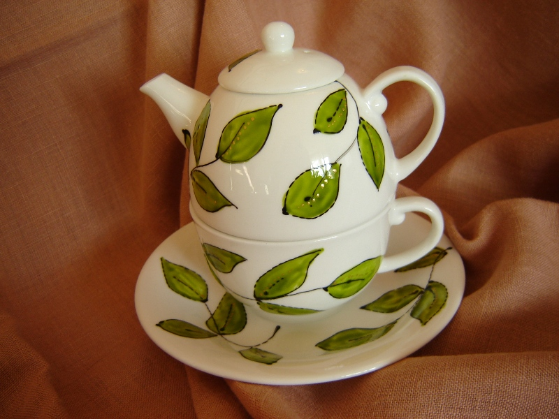 Tea Kettles - Cup