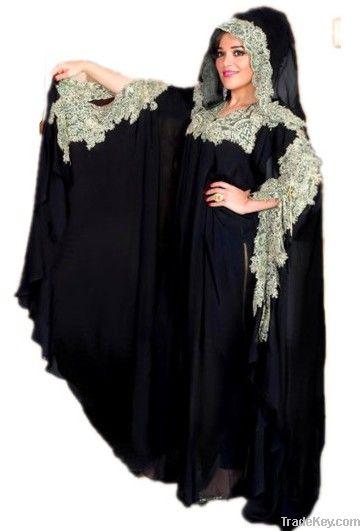 Abaya dress style