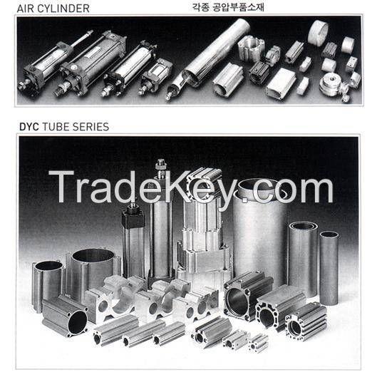 Aluminum Extrusion(Profile, Tube)